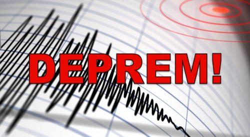 Girit'te 6 büyüklüğünde deprem