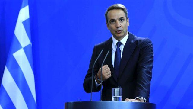 Başbakan Miçotakis, NATO'dan Türkiye'yi kınamasını isteyecek