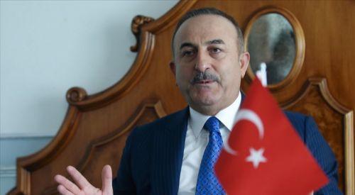 Çavuşoğlu: (Doğu Akdeniz'de) gemilerimi korumam için gereken önlemleri alırım