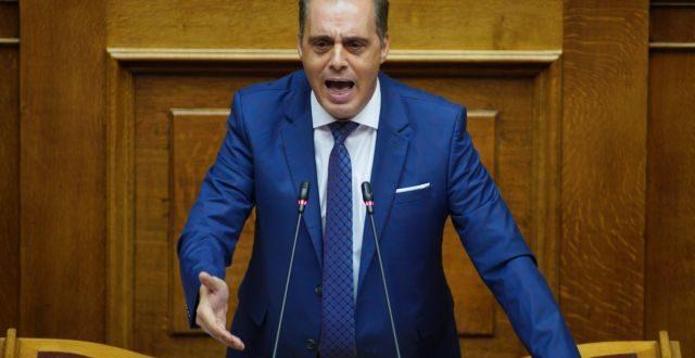 Parlamentoda İslam'a küfreden Velopulos'a ağzının payını verdiler