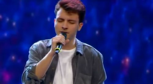 Batı Trakyalı Mustafa şarkı yarışmasında üst tura yükseldi