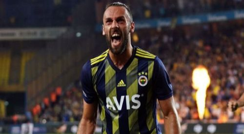 Fenerbahçeli Vedat Muriqi yılın futbolcusu seçildi