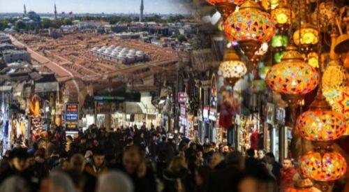 İstanbul Kapalıçarşı 2019'da milyonlarca ziyaretçiyi ağırladı