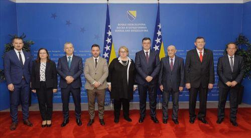 Bosna Hersek'te yeni hükümet 14 ay sonra kuruldu