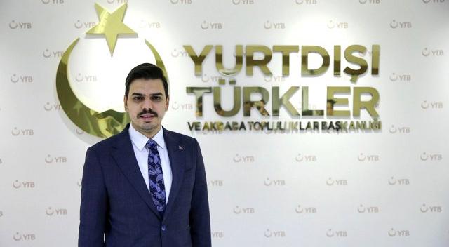 'Türkiye ile gönül bağını kaybetmeyen güçlü bir diaspora istiyoruz'
