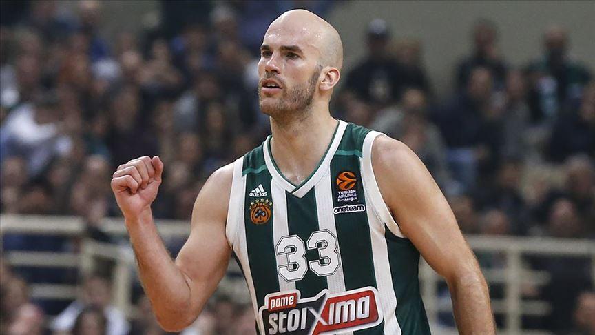 THY Avrupa Ligi'nde haftanın MVP'si Panathinaikoslu Calathes