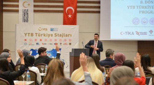 """""""TÜRKİYE BURSLARI"""" programına başvurular başladı"""