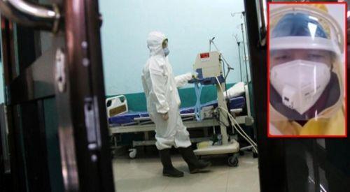 Çinli hemşire: Hükümet yalan söylüyor, enfekte sayısı 90 bin
