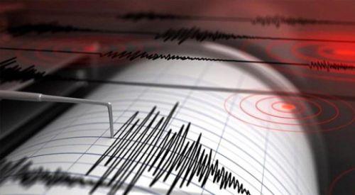 Akdeniz'de 5.7 büyüklüğünde deprem