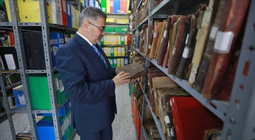 İsrail'i tedirgin eden Osmanlı arşivleri, Filistinlilerin en güçlü 'silahı'