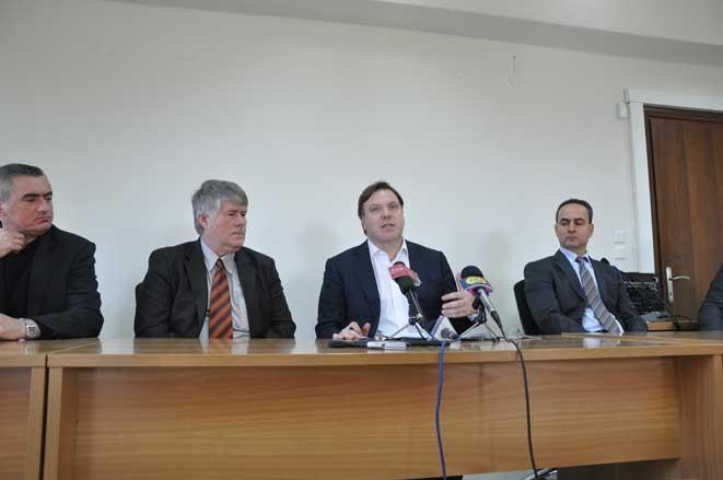 Petalotis Kozlukebir Belediyesi'ni ziyaret etti