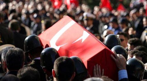 Suriye'de rejim güçlerinin topçu ateşinde 5 Türk askeri şehit oldu