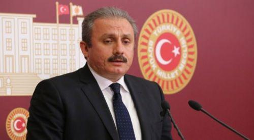 TBMM Başkanı Şentop'tan Yunanistan Cumhurbaşkanı'nın Batı Trakya Türklüğünü yok sayan ifadesine tepki