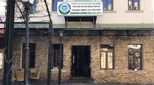 DEB Partisi Genel Merkezi yeni adresine taşındı