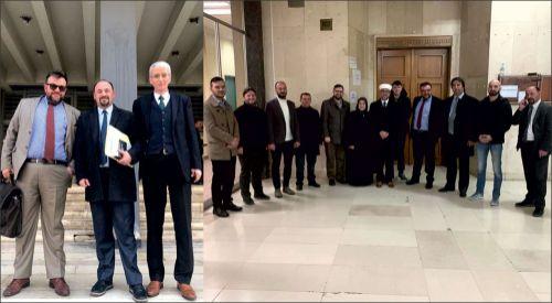 İskeçe Müftüsü Ahmet Mete bir davadan beraat etti