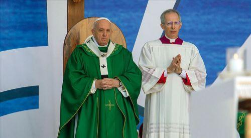 Papa 'adaletsiz' sözde barış planına karşı uyarıda bulundu