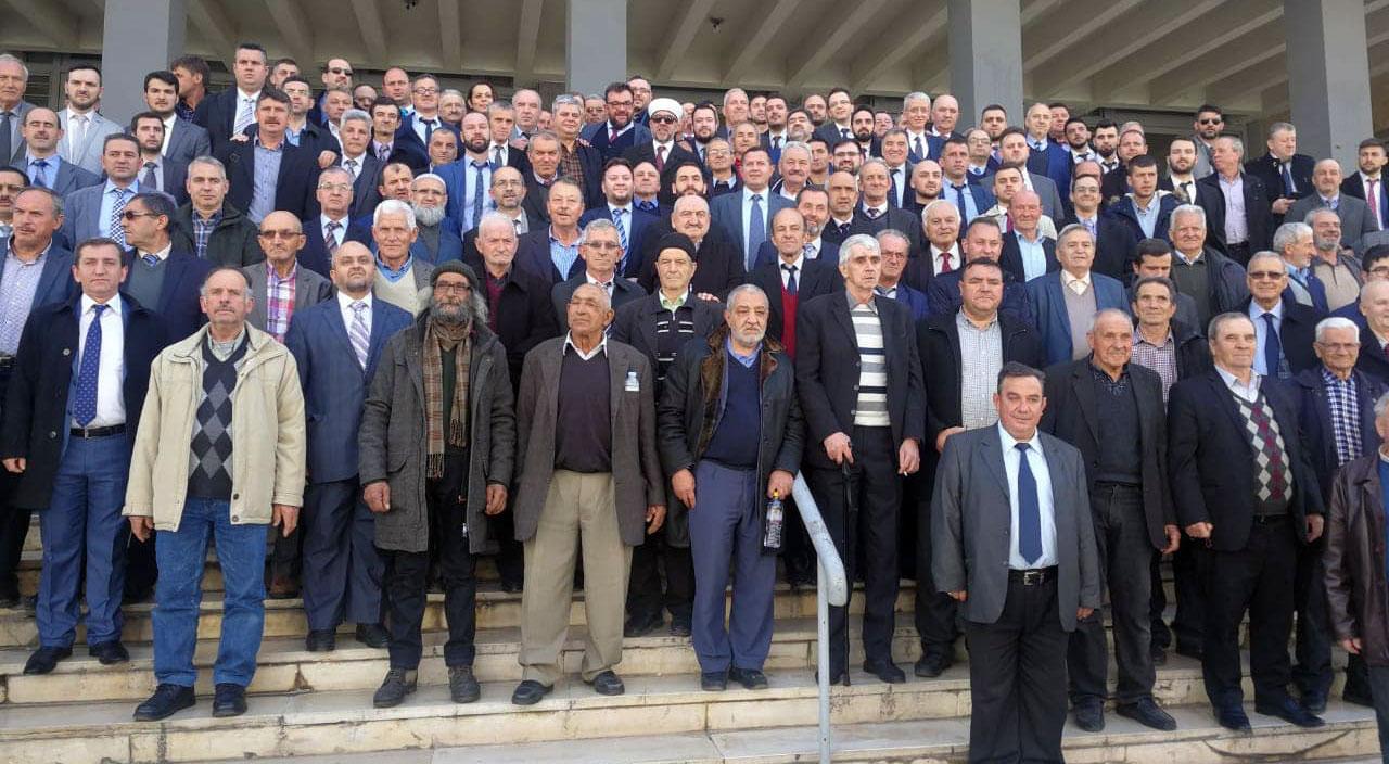 İskeçe Müftüsü Ahmet Mete'ye 4 ay hapis