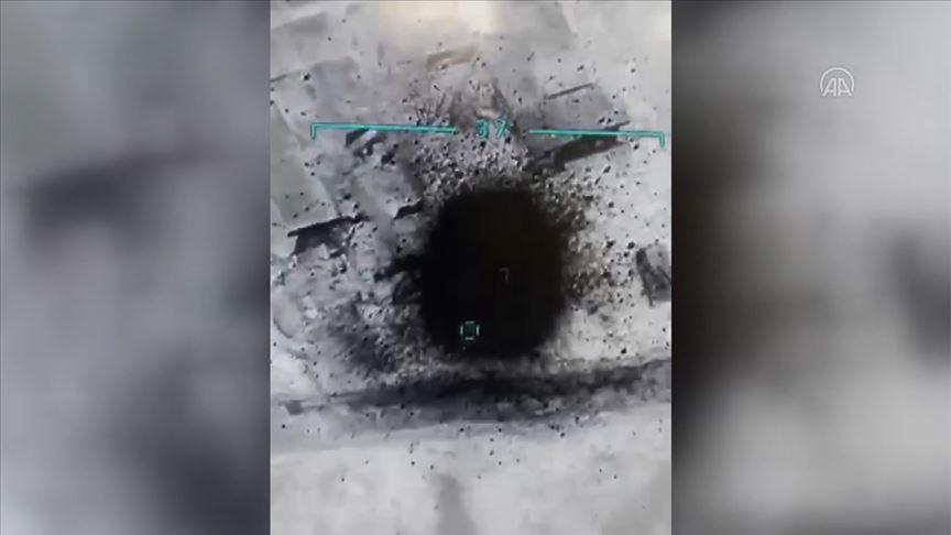 Türk Ordusu İdlib'de bin 709 Esed askerini etkisiz hale getirdi