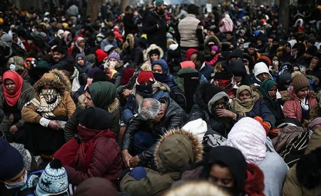 Avrupa'ya geçen sığınmacı sayısı 47 bini geçti