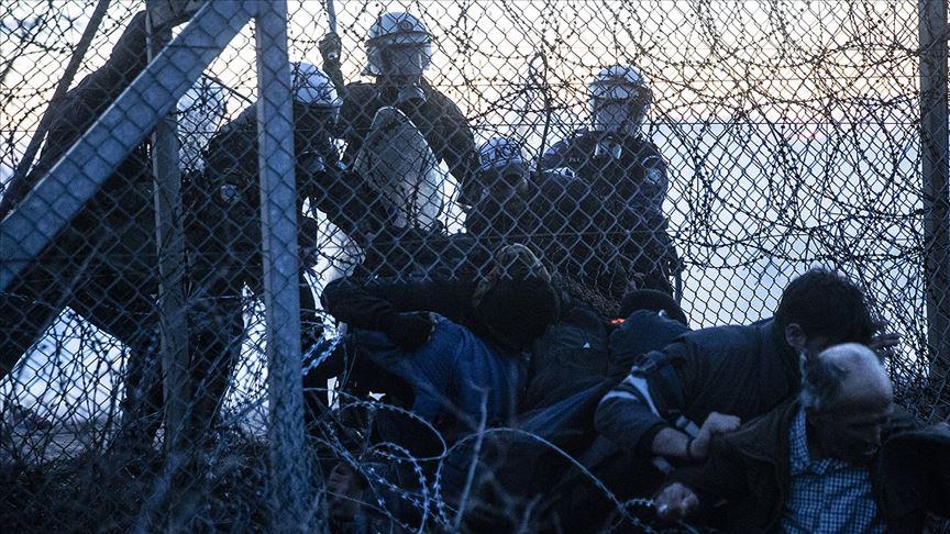 BM'den Yunanistan'a 'düzensiz göçmenlere aşırı güç kullanmama' çağrısı