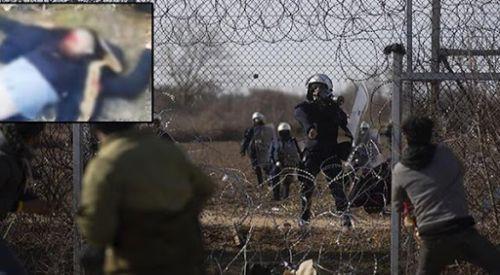 İpsala'dan Yunanistan'a geçmek isteyen göçmen vurularak öldürüldü