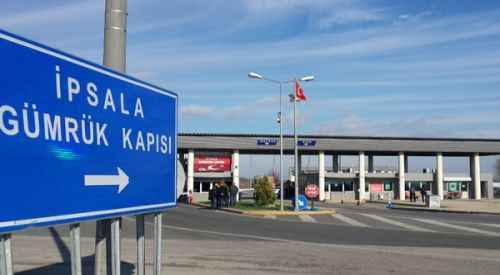 Türkiye'nin Yunanistan ve Bulgaristan sınır kapıları kapatıldı