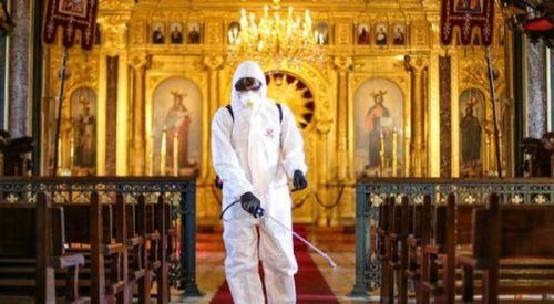 Fransa'da Kovid-19'un Kiliseden yayıldığı ortaya çıktı