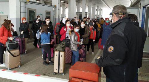 Türkiye'den gelen öğrencilerimizde koronavirüs çıkmadı
