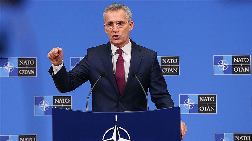 NATO Genel Sekreteri Stoltenberg Türkiye'yi dayanışma örneği olarak gösterdi