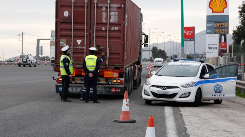 Türk tırın şoförü Atina'da bıçaklanarak öldürüldü