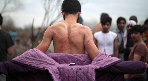 Yunanistan'a polis şiddeti uyarısı