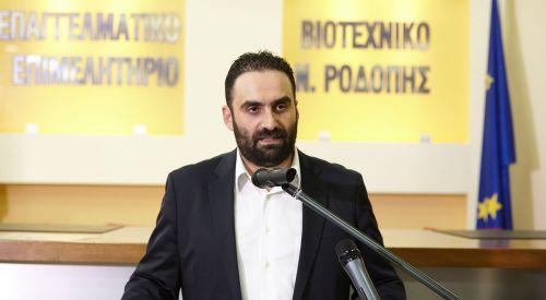 """Δήλωση Πρόεδρου ΕΒΕΡ Αντώνη Γραβάνη για την """"Γέφυρα Ασφαλείας"""""""