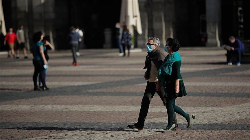 Avrupa Hastalık Kontrol Merkezi: Maske sadece ilave koruma aracı olabilir