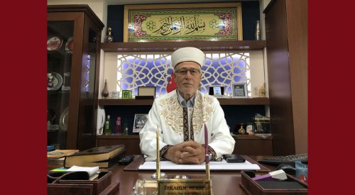 Gümülcine S. Müftüsü İbrahim Şerif Kadir Gecesi ve Ramazan Bayramı mesajı yayınladı
