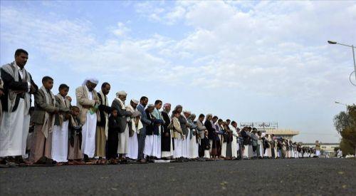 Yemen'de halka 'bayram namazını evde kılın' çağrısı