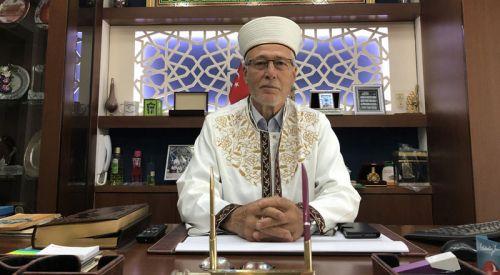 Gümülcine S. Müftüsü İbrahim Şerif'ten bayram namazı açıklaması