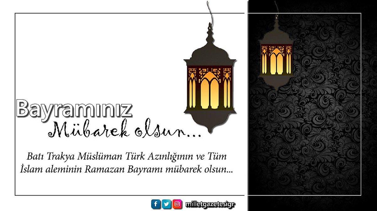 Bayramlar ve Ramazan Bayramı Sevinci