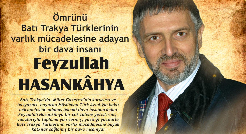 Batı Trakya Türkleri seni asla unutmayacak