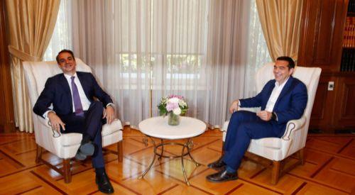 Çipras'tan Miçotakis'e: Erdoğan'la görüş