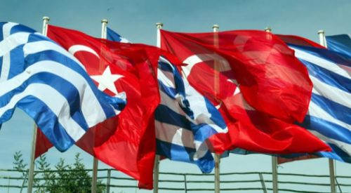 Türkiye ile Yunanistan arasındaki anlaşmazlık Yunan basınında