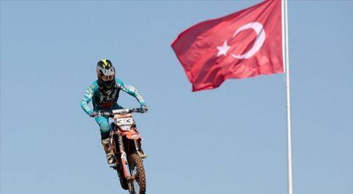 Dünya Motokros Şampiyonası 3. kez Türkiye'nin ev sahipliğinde yapılacak