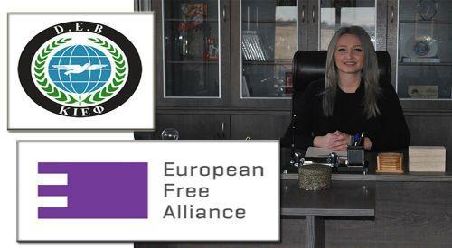 DEB, EFA'ya azınlık çiftçilerinin sorunları aktardı