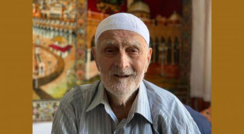Şahinli Ahmet dedemiz 95 yaşında koronayı yendi