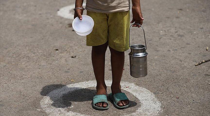 Dünya'da 2019'da yaklaşık 690 milyon insan aç kaldı