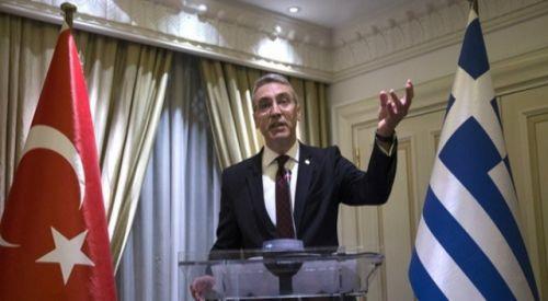 Özügergin'den darbecilerin iadesi için Atina'ya iş birliği çağrısı