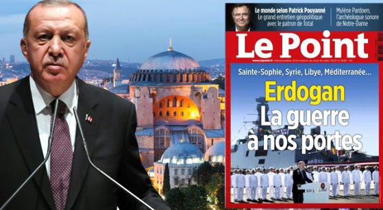 'Ayasofya, Suriye, Libya, Akdeniz... Erdoğan! Savaş kapımızın önünde'