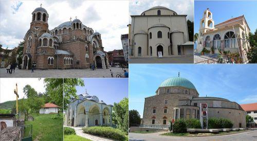 Osmanlı'dan kalan 329 Türk mimari eserini kiliseye çevirdiler