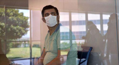 Koronavirüsle mücadelesini kazanan hemşire: Meslek hayatımda böyle bir akciğer görmemiştim