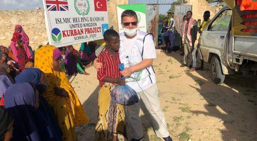 Batı Trakya'dan Somali'ye uzanan yardım eli