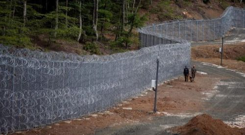 Yunanistan, Türkiye ile arasına yeni 'duvar' örecek
